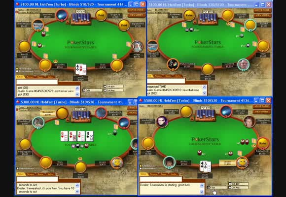 SNG Highstakes auf Pokerstars mit mrsjojo
