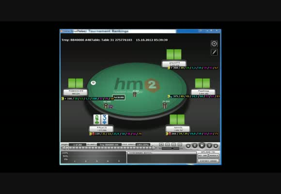 GSOP for the win! still at the Final Table