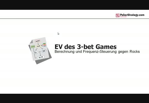 EV des 3-bet games