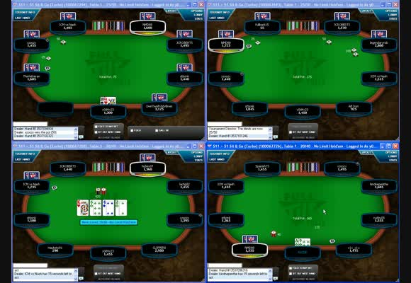 SnG $11 Fullring - Live