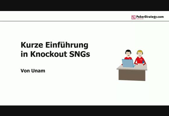 Einführung in Knockout SNGs