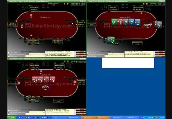 FL $15/$30 Shorthanded (Klassikvideo vom 04.09.2007)