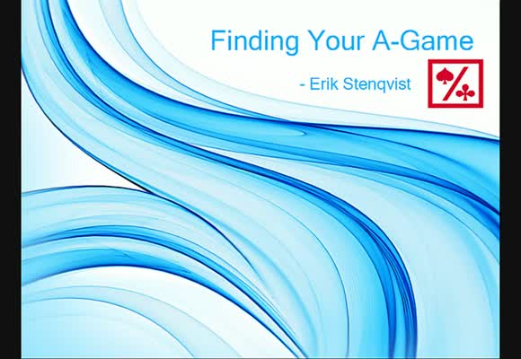 Finding Your A-Game: Guided Theory Preperation and Mindfulness