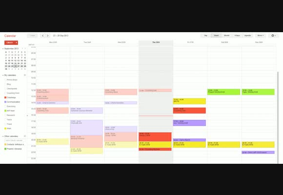 Schnitzelfisch on Visual Planning: Using Your Calendar Like A Pro