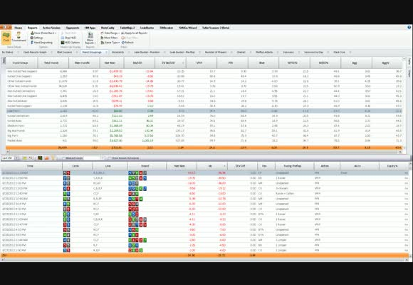 Further Holdem Manager 2 Report Filters
