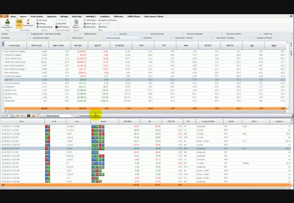 Holdem Manager 2 Report Filters - Hand Groupings Continued