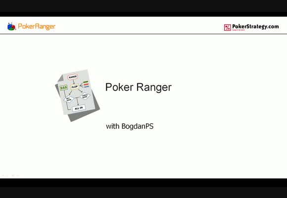How to use PokerRanger