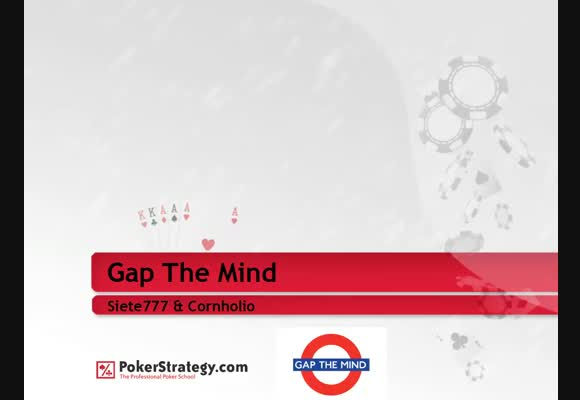 Gap The Mind - 3-Bet Concepts