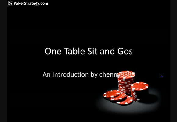 Introduction to Single table SNG's