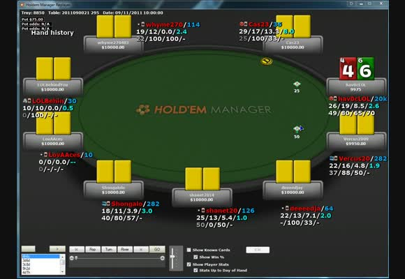 WCOOP with chenny8888 - Part 1