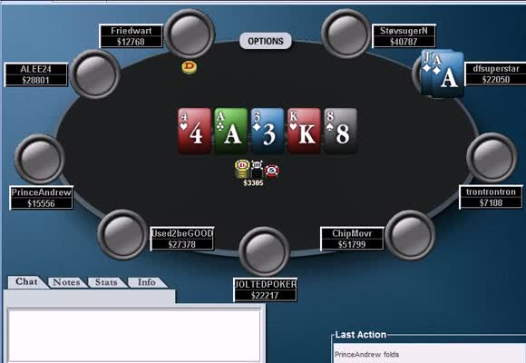 WCOOP Main Event - Part 2