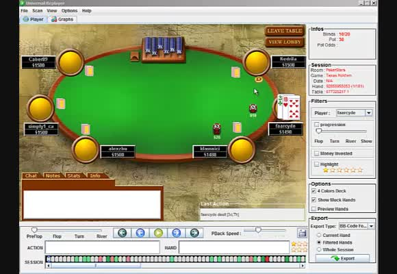 $200 SNG Shorthand In Game Reads