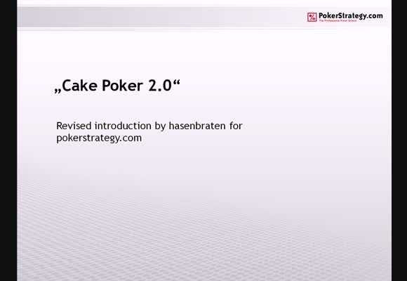Introducing Cake Poker 2.0