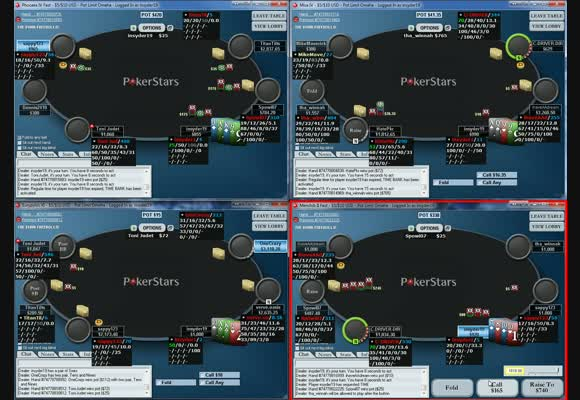 Pot Limit Omaha - Insyder19 Highstakes review