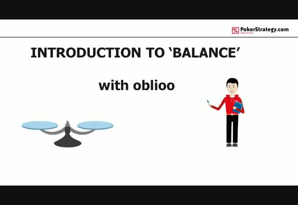 Introduction to Balance