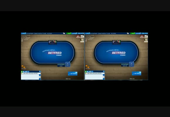Oblioo Live and Hudless at NL100 Speed on Betfred