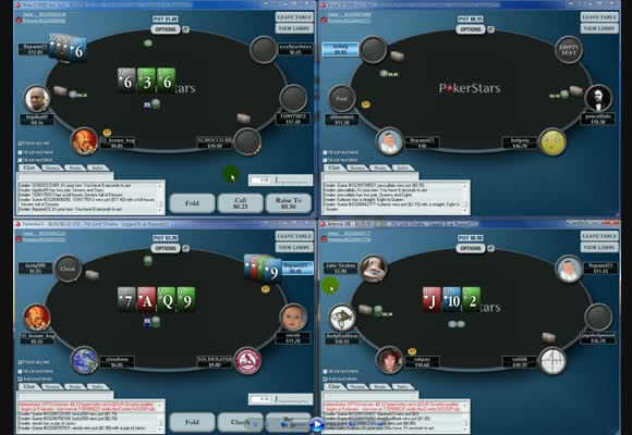 PokerMarcel on Low Stakes - Part 1