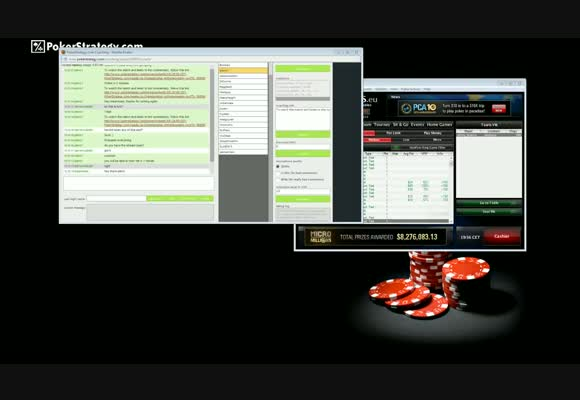 Imfromsweden vs KTU - PokerStrategy.com Heads-Up Championship