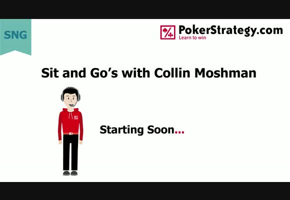 Heads-Up SNG with Collin