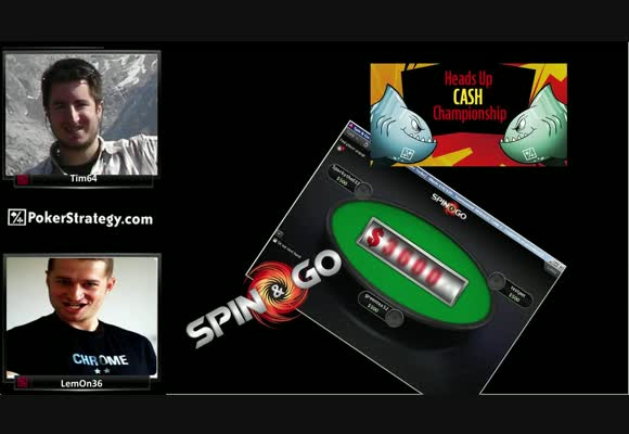 The Poker Show: Spinning Up with Tim64