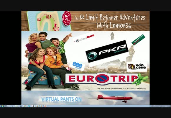 No Limit Beginner Adventures : EuroTrip - PKR