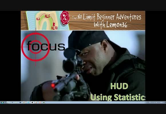 No Limit Beginner Adventures : Focus - HUD