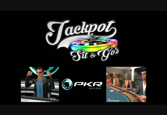 Jackpot Sit&Goes on PKR