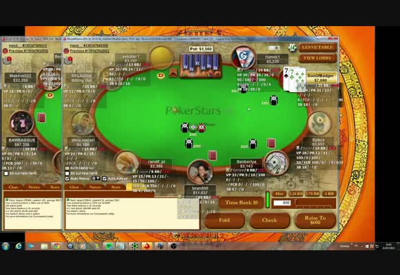 MicroMillions Grind Night