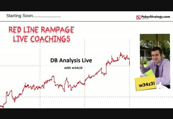 Red Line Rampage - Database Analysis Live