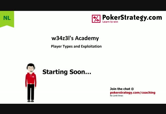 w34z3l's Academy - Player Types and Exploitation