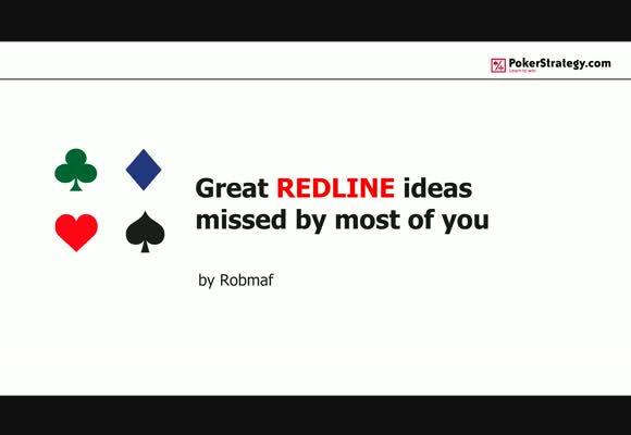 Great Redline Ideas Missed By Most Of You