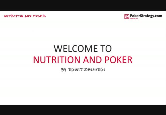 Nutrition and Poker - Late night meals and consistency