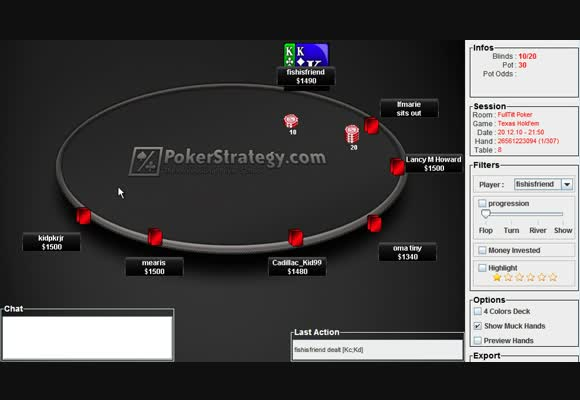Low stakes MTT - Part 1