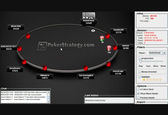 Lowstakes MTT - Part 2