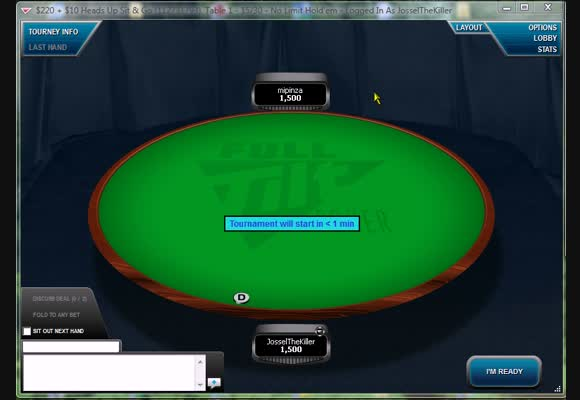 SNG $230 - $350 Heads-up Live Video