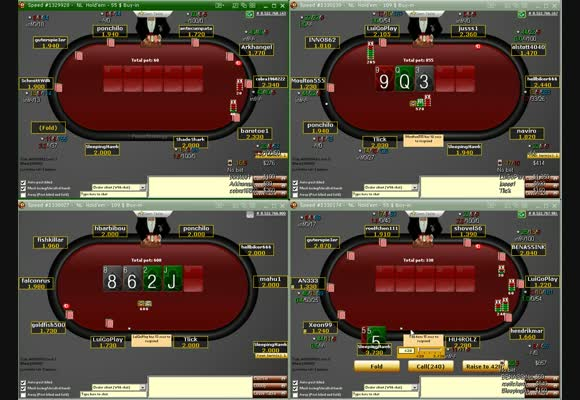 SnG $55 - $109 FR Session Review