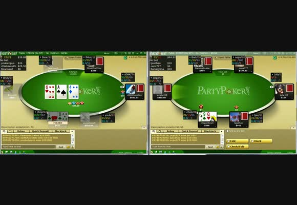 roomPoker Midstakes - Part 3