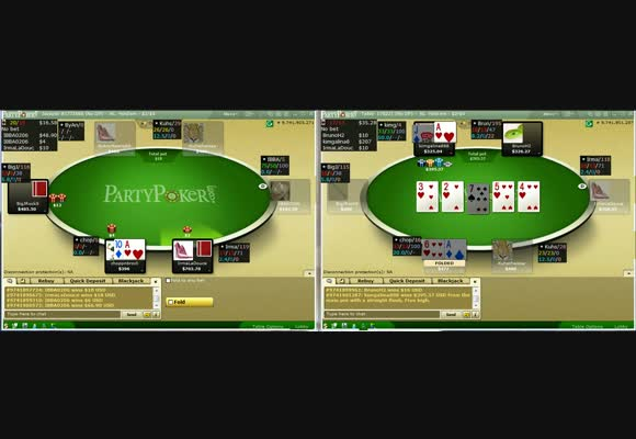 roomPoker Midstakes - Part 4