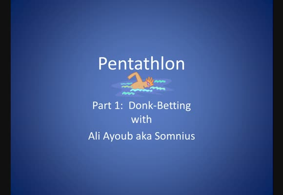 Pentathlon - Part 1