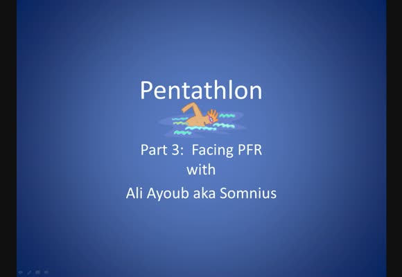 Pentathlon - Part 3a