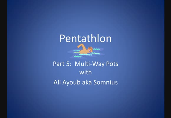 Pentathlon - Part 5a