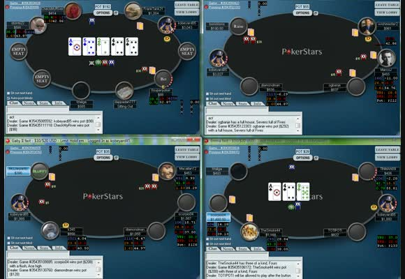 FL $10/$20 - $15/$30 SH Live Video - Part 1