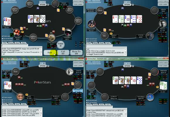 FL $10/$20 - $15/$30 SH Live Video - Part 2