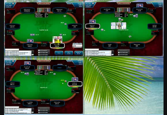 No Limit SH $50 - Low to Mid Stakes Series Part III