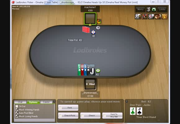PLO €200 HU Session Review