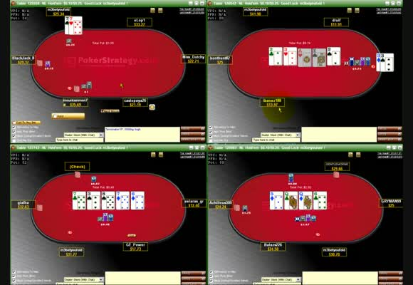 NL: Introduction to $25 Short Handed Session Review