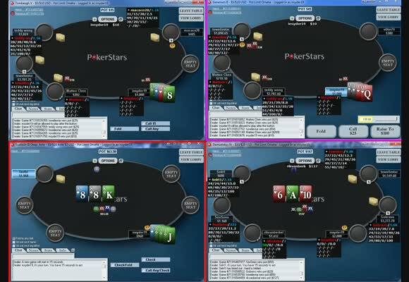 Insyder Information - PLO Highstakes