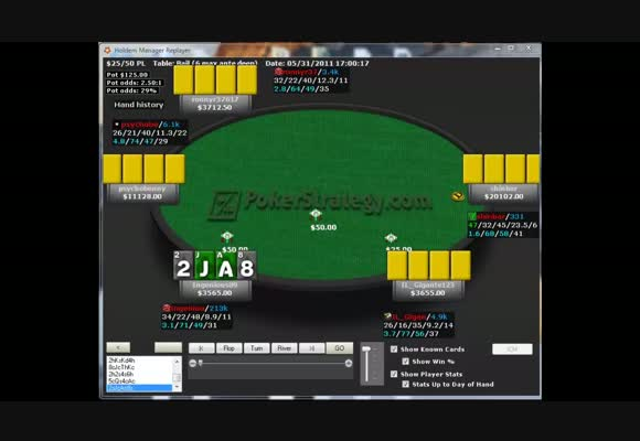 PLO SH - High Stakes con Jens Kyllonen