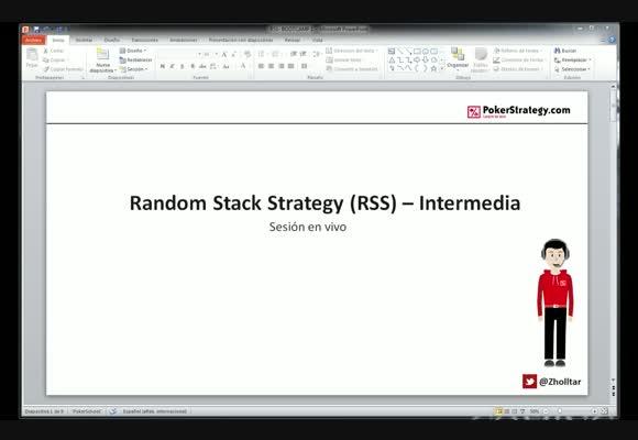 RSS: Estrategias nivel intermedio