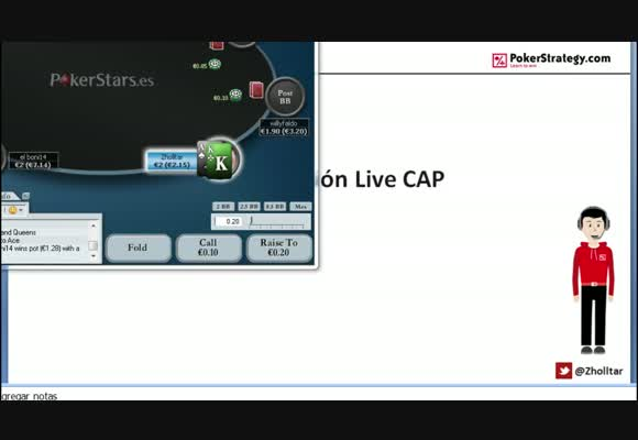 RSS SH: Session Live CAP